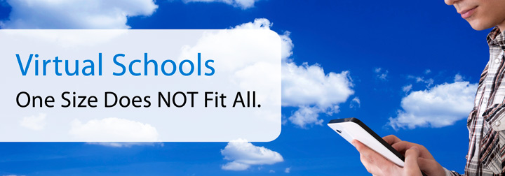 Virtual Schools - One Size Does Not Fit All