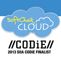 SoftChalk Cloud named 2013 CODiE Award Finalist
