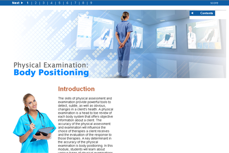 Physical Examination: Body Positioning