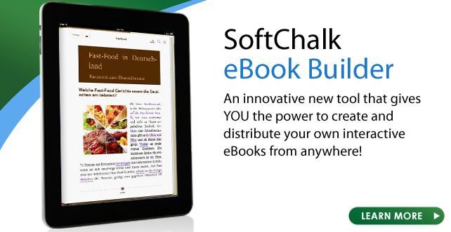 SoftChalk eBook Builder