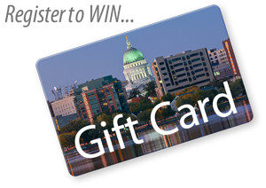 Register to win a Gift Card