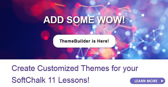New ThemeBuilder